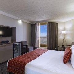 Отель Novotel Surfers Paradise 4* Номер категории Премиум с различными типами кроватей фото 6