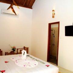 Отель Hoi An Rustic Villa 2* Номер Делюкс с различными типами кроватей фото 5