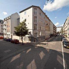 Апартаменты CPH Apartment парковка