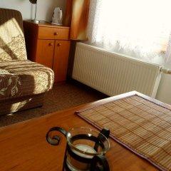 Отель Pokoje U Laskowych Косцелиско удобства в номере