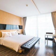 Hotel Vista Pattaya 4* Номер Делюкс фото 5
