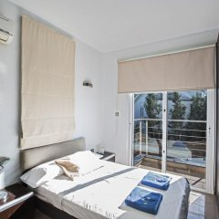 Отель Halle Villa Кипр, Протарас - отзывы, цены и фото номеров - забронировать отель Halle Villa онлайн комната для гостей фото 3