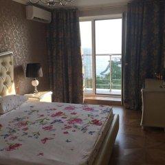 Гостиница Chernomorskaya в Сочи отзывы, цены и фото номеров - забронировать гостиницу Chernomorskaya онлайн комната для гостей фото 3