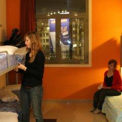 Отель Safestay Passeig de Gracia 2* Стандартный номер с двуспальной кроватью