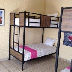 Hostel Hostalife Кровать в общем номере с двухъярусной кроватью фото 3