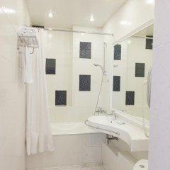 Гостиница Максима Заря 3* Номер Бизнес с различными типами кроватей фото 12