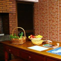 Отель Casa da Pedra Машику питание