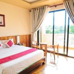Отель Sea Star Resort 3* Номер Делюкс с различными типами кроватей фото 7
