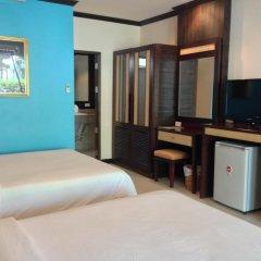 Отель Grand Thai House Resort 3* Стандартный семейный номер с двуспальной кроватью