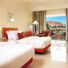 Отель Movenpick Resort Taba 5* Стандартный номер с 2 отдельными кроватями фото 3
