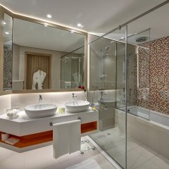 Al Khoory Atrium Hotel 4* Полулюкс с различными типами кроватей фото 2