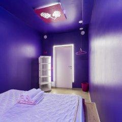 Гостиница HQ Hostelberry Номер с различными типами кроватей (общая ванная комната) фото 16