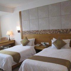 Отель Sanya Jinglilai Resort 5* Стандартный номер с различными типами кроватей фото 2