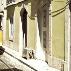 Отель Wonderful Lisboa St. Vincent фото 2