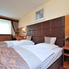 Carlton Hotel Budapest 4* Стандартный номер с различными типами кроватей фото 4