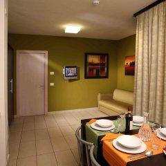 Отель ApartHotel Quadra Key 4* Апартаменты с различными типами кроватей фото 10