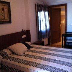 Отель Hostal Adelia 2* Стандартный номер с различными типами кроватей фото 4