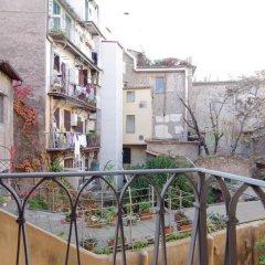 Отель Tiberina Apartment Италия, Рим - отзывы, цены и фото номеров - забронировать отель Tiberina Apartment онлайн балкон