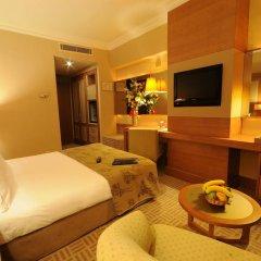 Tugcan Hotel 5* Стандартный номер с различными типами кроватей фото 4