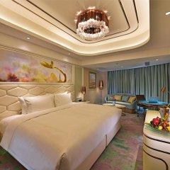 Radisson Blu Plaza Xing Guo Hotel 4* Стандартный номер с различными типами кроватей фото 2