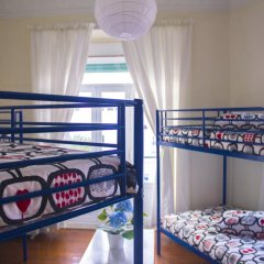 Хостел Nicely Кровать в общем номере с двухъярусной кроватью фото 13