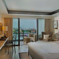 Отель Riva Surya Bangkok 4* Номер Делюкс с различными типами кроватей фото 3