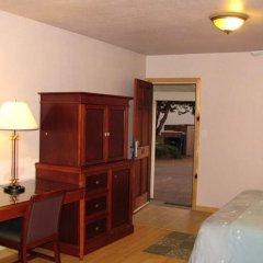 Отель Coast Inn and Spa Fort Bragg 2* Люкс с различными типами кроватей фото 5