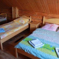 Гостиница Guest house u Okhotnika детские мероприятия