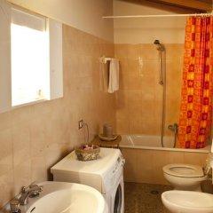 Отель Appartamento Il Follo Вальдоббьадене ванная