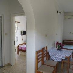 Отель Cerro Албания, Ксамил - отзывы, цены и фото номеров - забронировать отель Cerro онлайн комната для гостей фото 3