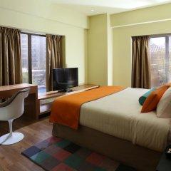 Ramada Hotel & Suites by Wyndham JBR 4* Улучшенный номер с различными типами кроватей фото 3