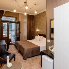 Отель King David 3* Стандартный номер с 2 отдельными кроватями фото 7