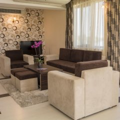 Prestige Hotel 4* Улучшенная студия фото 5