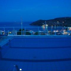 Galini Hotel бассейн