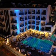 Oba Star Hotel & Spa - All Inclusive вид на фасад