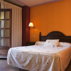 Hotel Rural Tierra de Lobos 3* Стандартный номер с различными типами кроватей фото 8