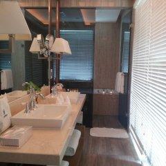 Отель Sheraton Sanya Resort 5* Вилла Делюкс с различными типами кроватей фото 8
