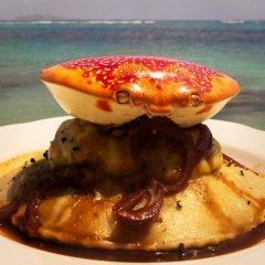 Отель Sugar Reef Bequia Сент-Винсент и Гренадины, Остров Бекия - отзывы, цены и фото номеров - забронировать отель Sugar Reef Bequia онлайн питание фото 2