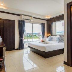 Отель Hallo Patong Dormtel And Restaurant 3* Стандартный номер