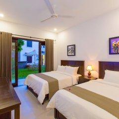 Отель OHANA Garden Boutique Villa 2* Стандартный номер с различными типами кроватей фото 3