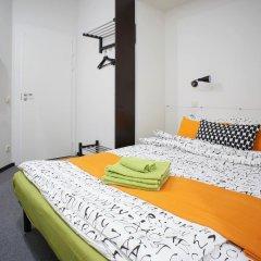 Гостиница Станция М19 (СПБ) 3* Стандартный номер с различными типами кроватей фото 4