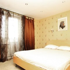 Апартаменты Апартлюкс Зацепский Москва комната для гостей фото 3