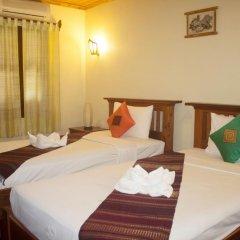 Отель Villa Saykham 3* Стандартный номер с 2 отдельными кроватями фото 9