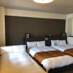 Отель Dormy Inn Nagasaki Hot Spring Нагасаки комната для гостей фото 3