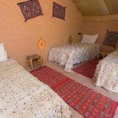 Отель Ecolodge - La Palmeraie Марокко, Уарзазат - отзывы, цены и фото номеров - забронировать отель Ecolodge - La Palmeraie онлайн комната для гостей фото 2