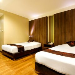 Отель Bally Suite Silom 3* Номер Делюкс с различными типами кроватей фото 3