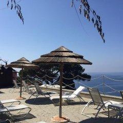 Отель Stella Maris Resort Камогли пляж фото 2