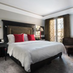 Отель Hassler Roma 5* Номер Делюкс с различными типами кроватей фото 2