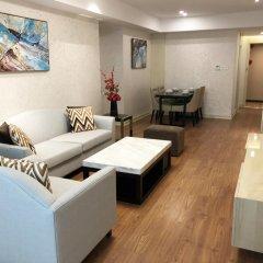 Апартаменты New Harbour Service Apartments комната для гостей фото 4