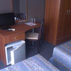 Hotel Lazuren Briag 3* Стандартный номер с двуспальной кроватью фото 33